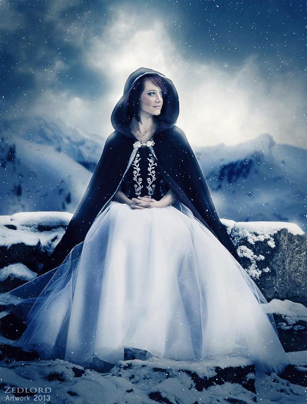 Citaten Winter Queen : Winter queen by zedlord art on deviantart