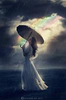 a summer rain by ZedLord-Art