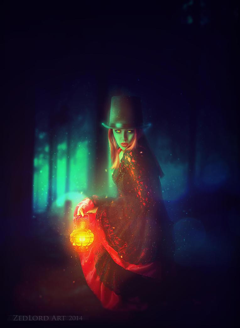 Vampire Eyes by ZedLord-Art