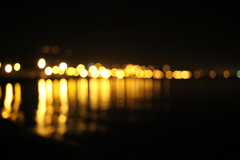 bokeh city lights photo - photo #36