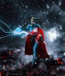 THOR by ZedLord-Art