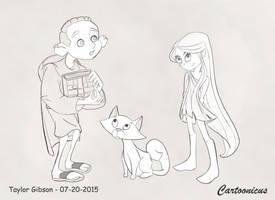 Kells Characters