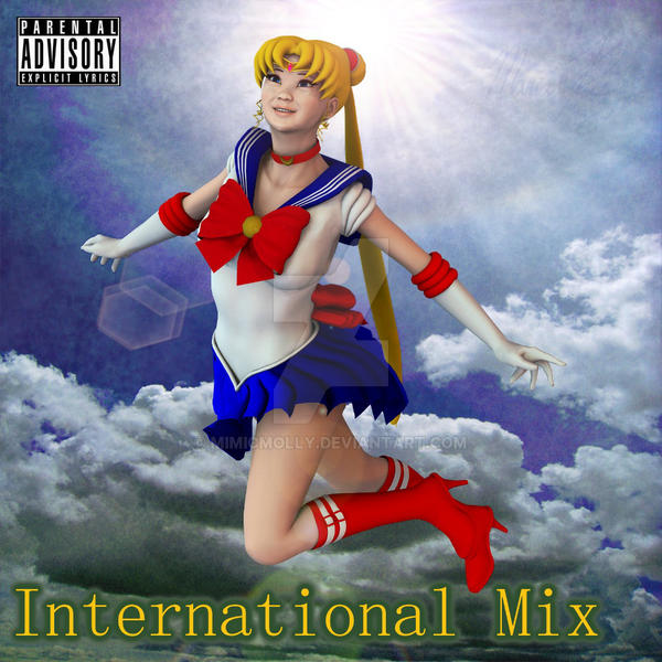 International Mix Custom Album Cover by MimicMolly on ...
