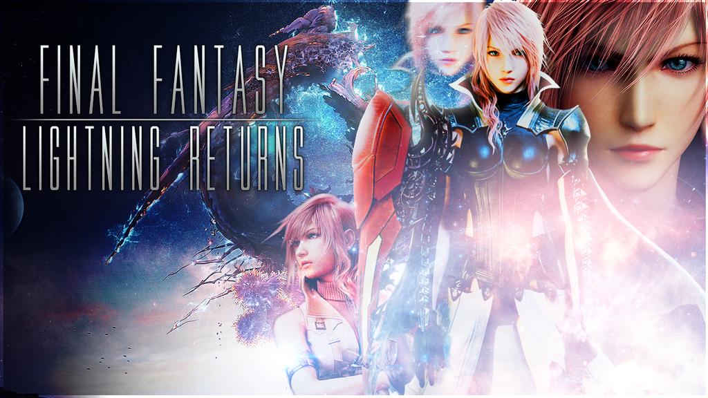 Final Fantasy Lightning Returns Wallpaper By DieVentusLady