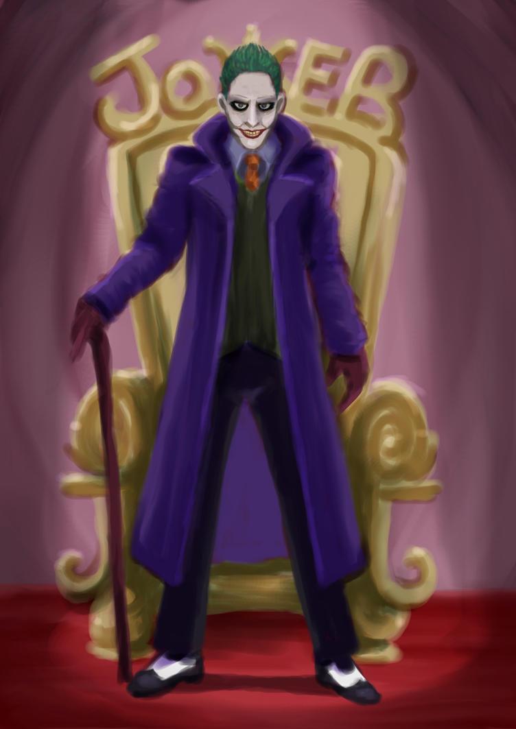 The Joker by Symphan