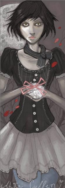 Alice Cullen by SarahInWonderland