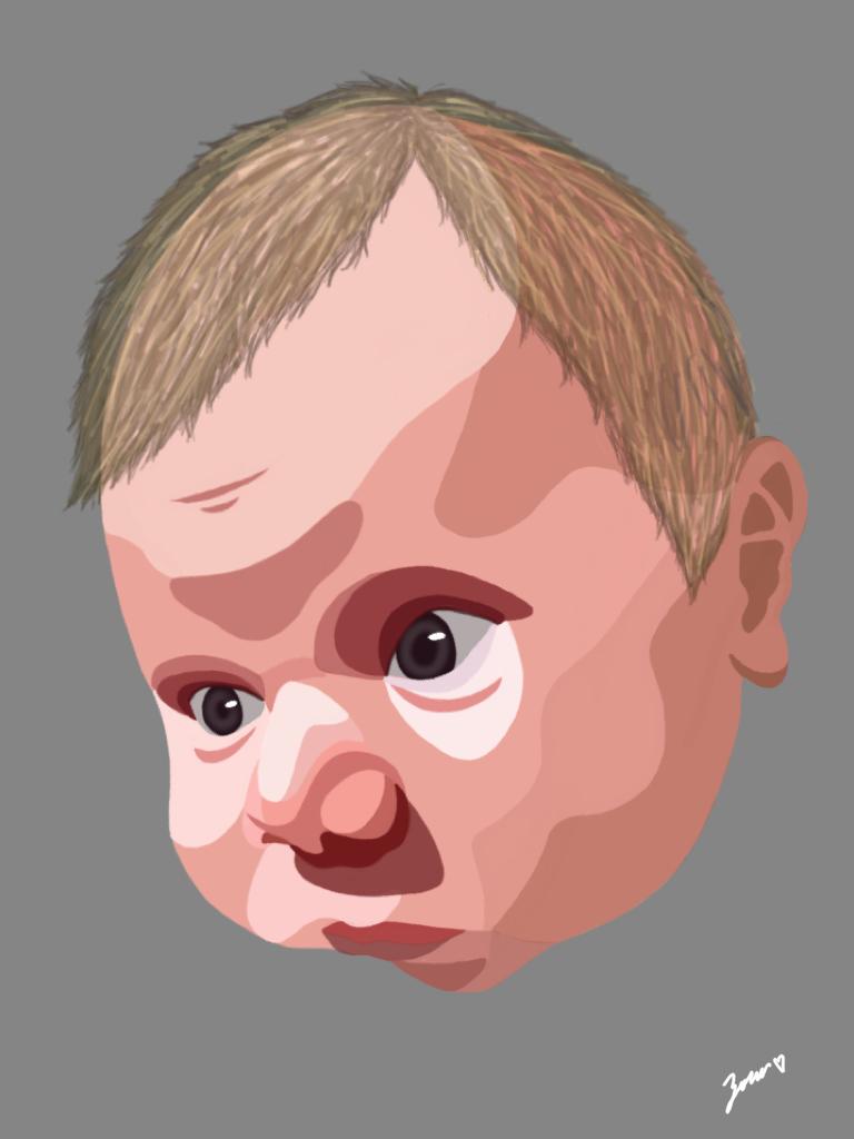 Big baby by evil1800