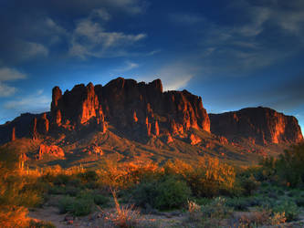 Superstition Mountain HDR by 2112AWG