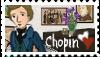 - FryderykChopin stamp - by CeciliaBohemien
