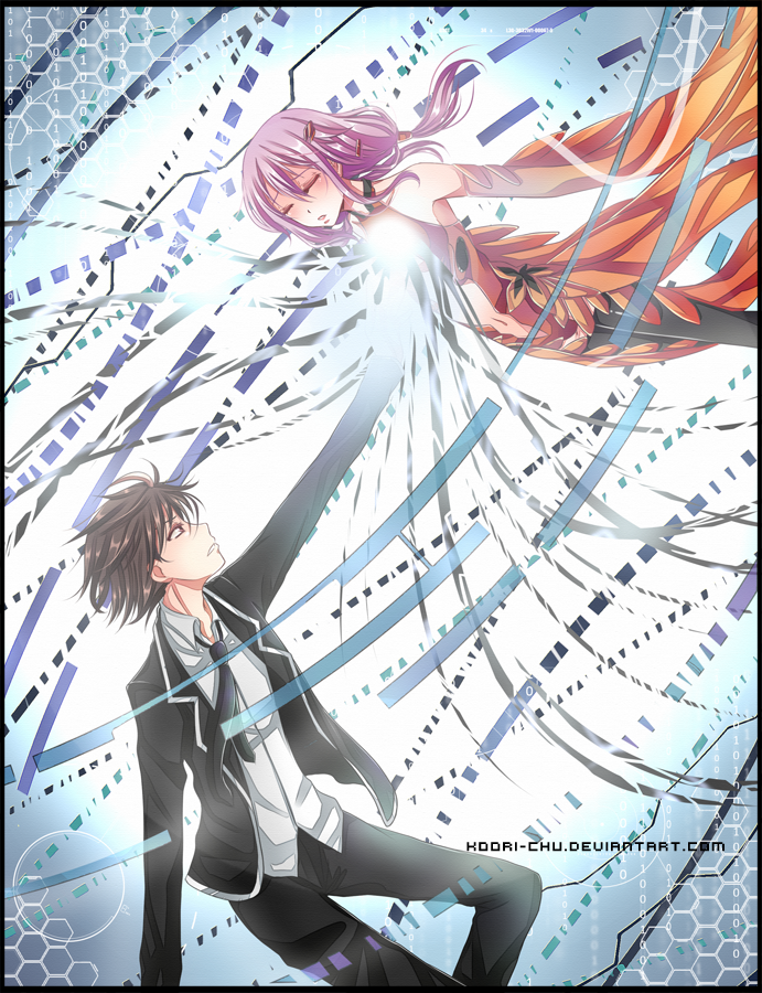 Guilty Crown by KooRiiko