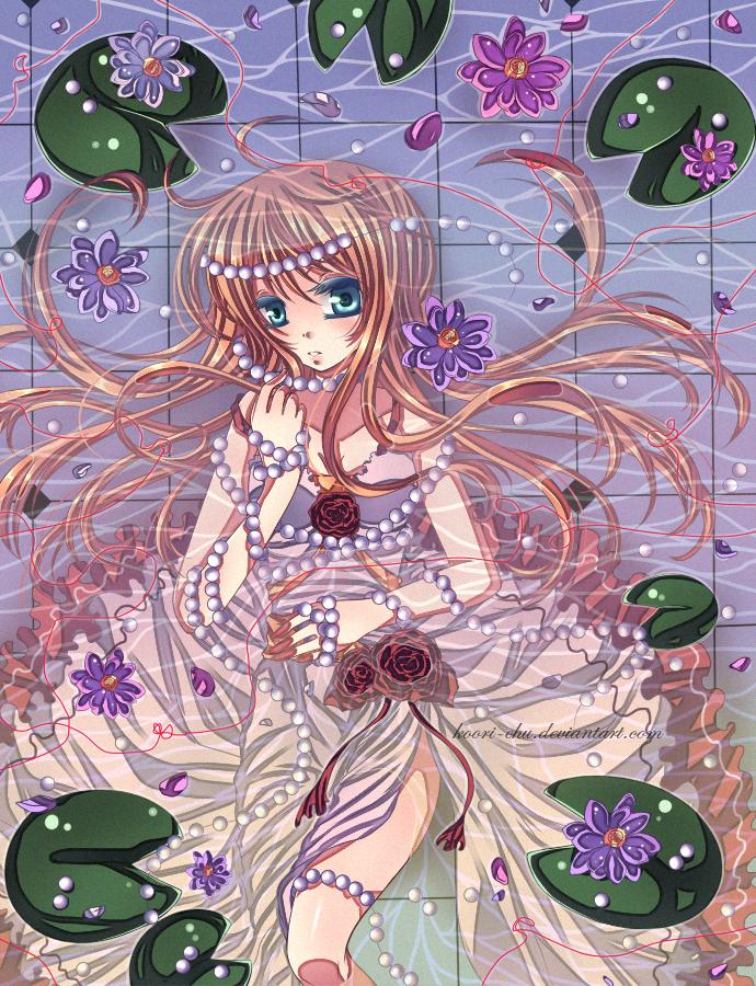 Lotus Girl by KooRiiko