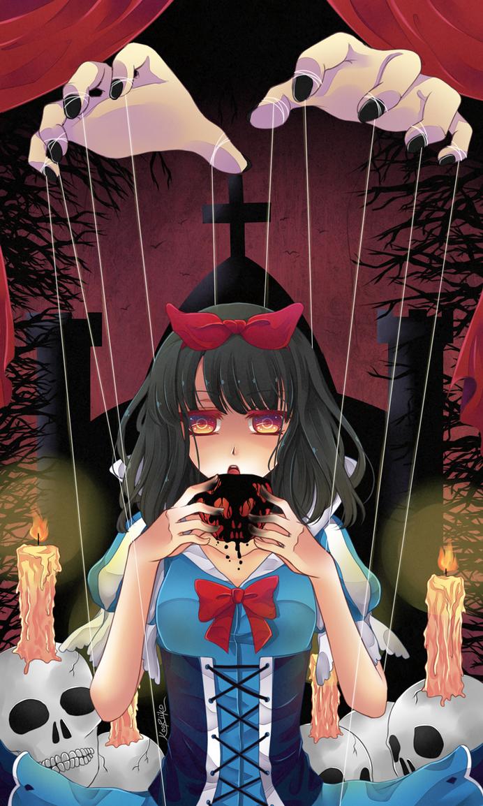 Poison Apple by KooRiiko