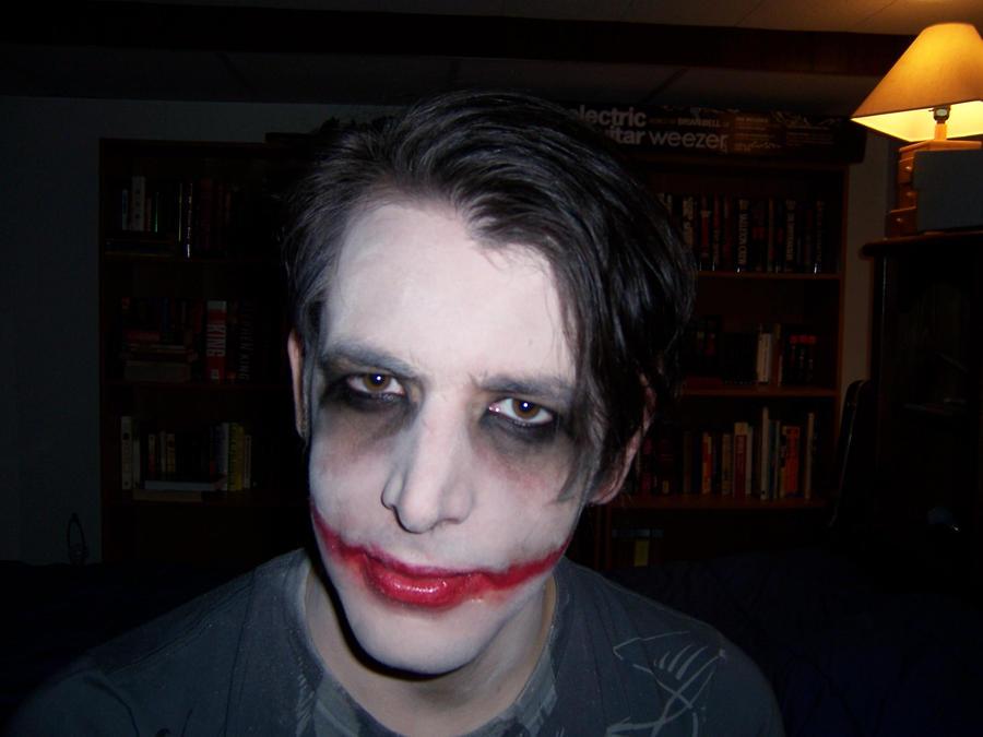Joker makeup by XTaintedLullabyX on DeviantArt
