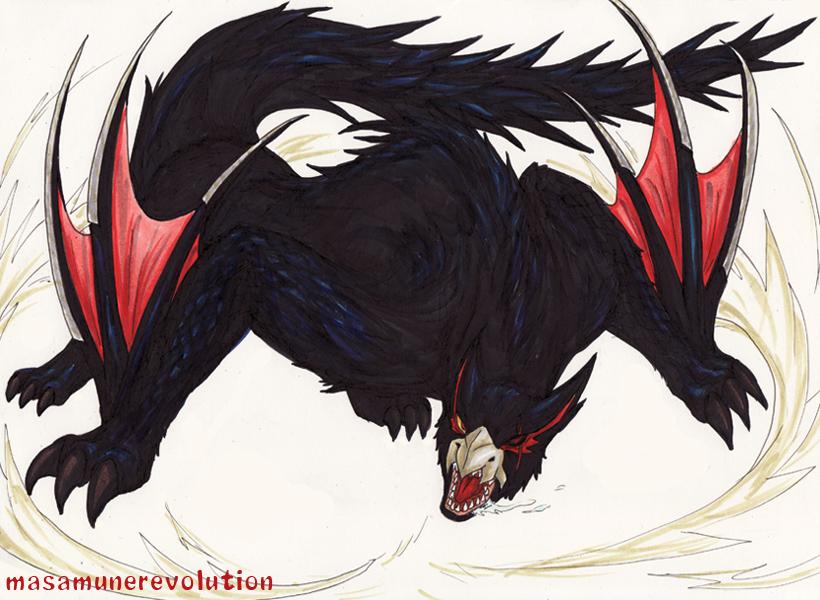 Monster Hunter: Naruga Kuruga by MasamuneRevolution