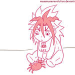 YGO 5Ds: baby Aporia is bored by MasamuneRevolution
