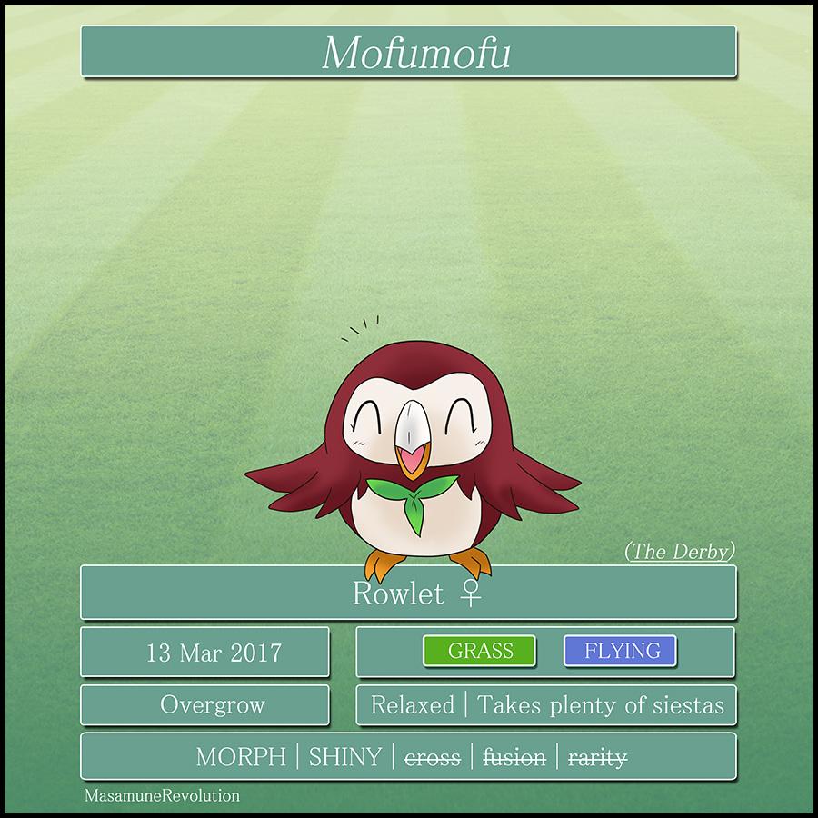 PKMNation: Mofumofu by MasamuneRevolution