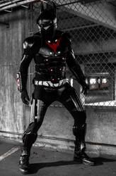 Batman Beyond Cosplay MK 2