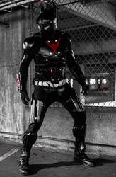 Batman Beyond Cosplay MK 2