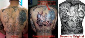 Reconstitution tattoo