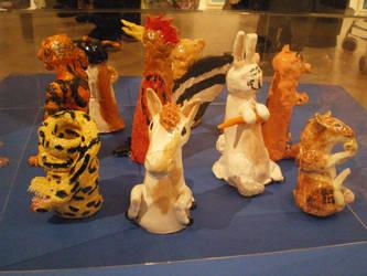 Cultural Olympiad Set by wunaznbabi
