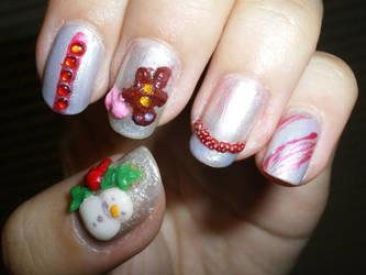 :post christmas cheer: by wunaznbabi