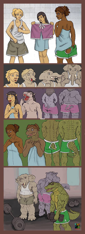 TF Gym: Maximum Testosterone Training