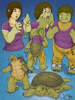 Turtled
