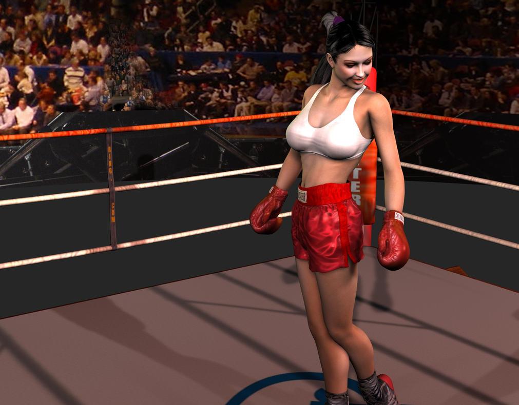 Gonna score a knockout by Nicholas2004