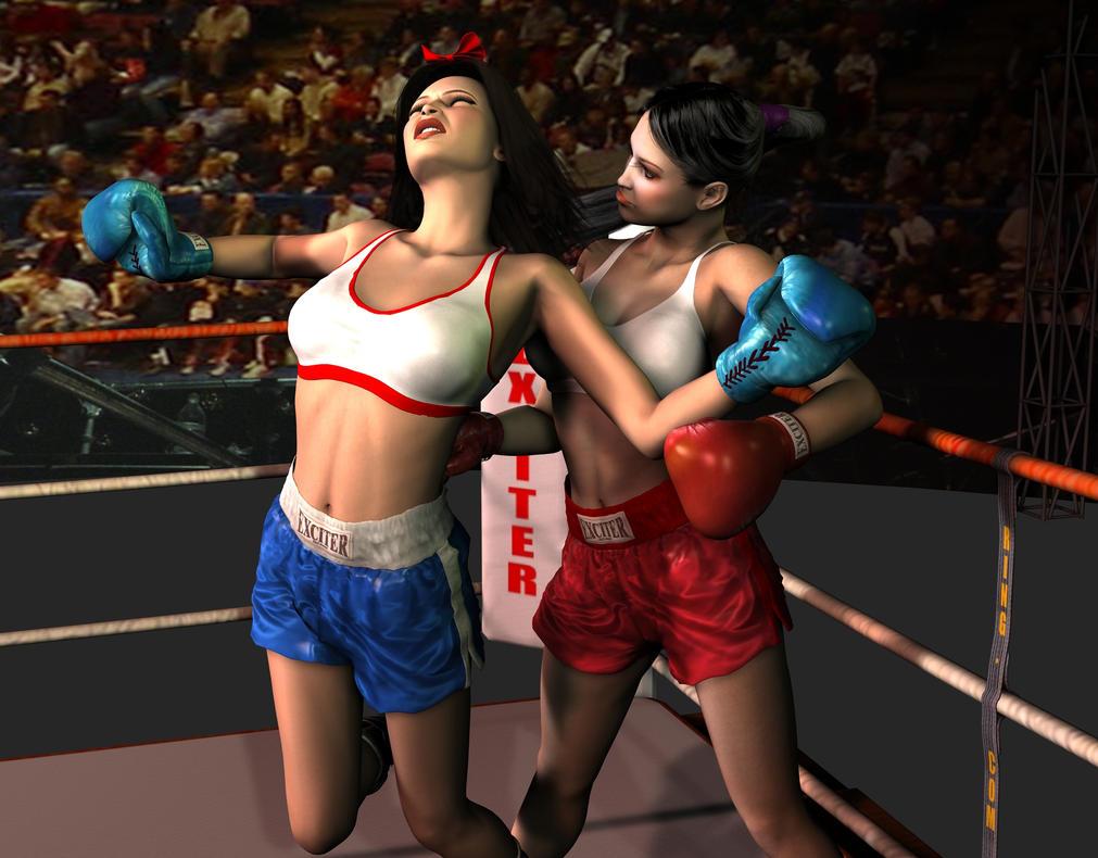 I AM fighting fair, ref.... by Nicholas2004