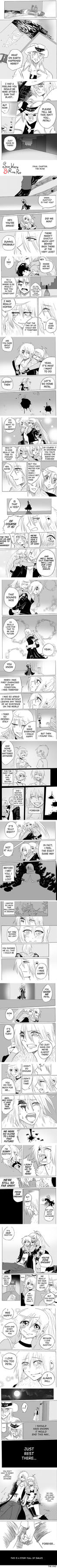 Snow White and Rose Red FINAL CHAPTER by DannyPhoenix0013