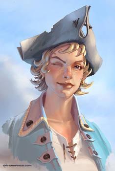 Portrait Bonnett