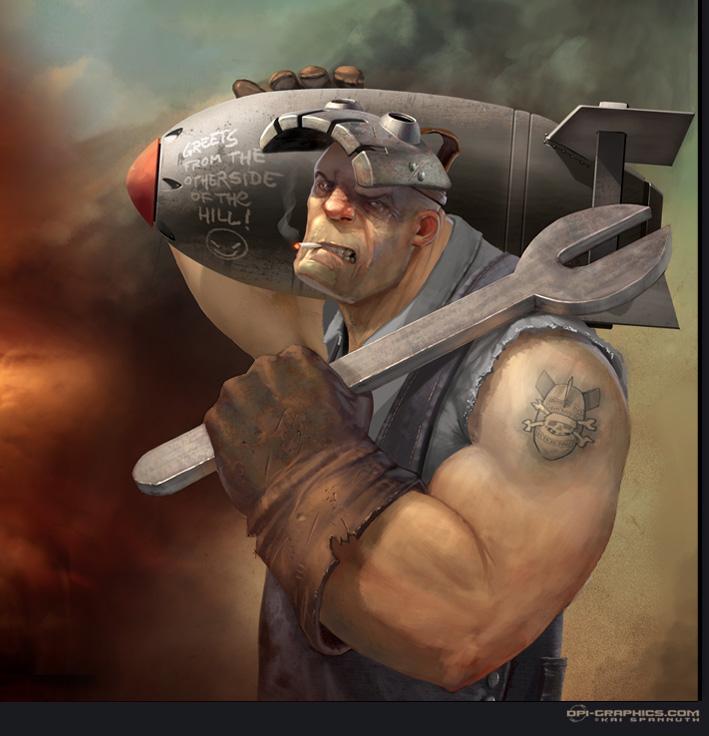 Steam Gunner