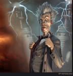 Tesla Gunner - The Professor