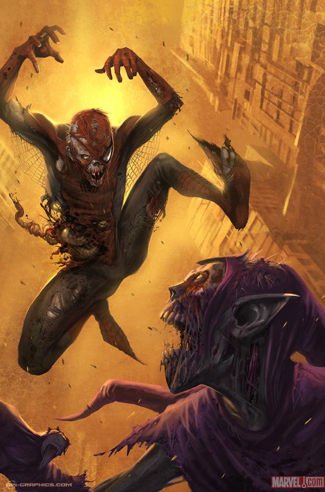Part 14 / 9 Amazing_Spider_Man_Zombie_by_Kai_S