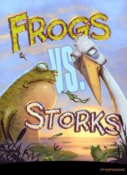 Frogs Vs. Storks
