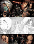 Top Cow Cover-before and after