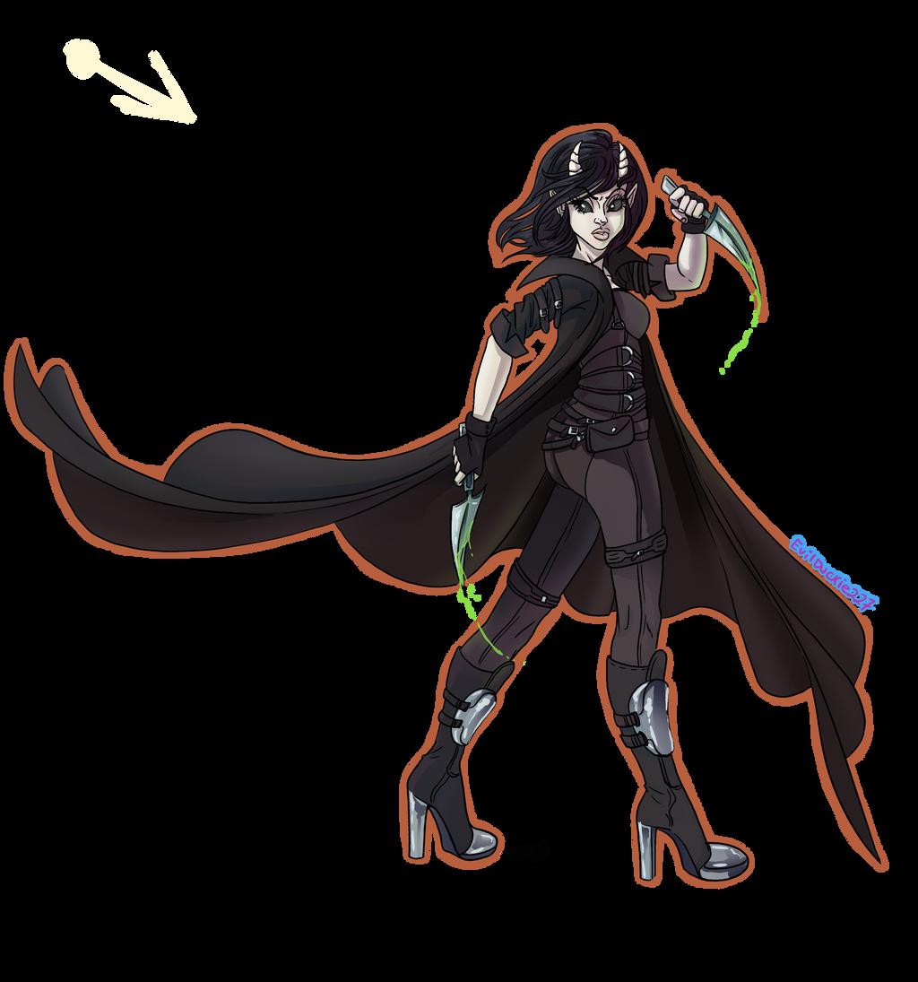 Ardira -Commission by Evilduckie227