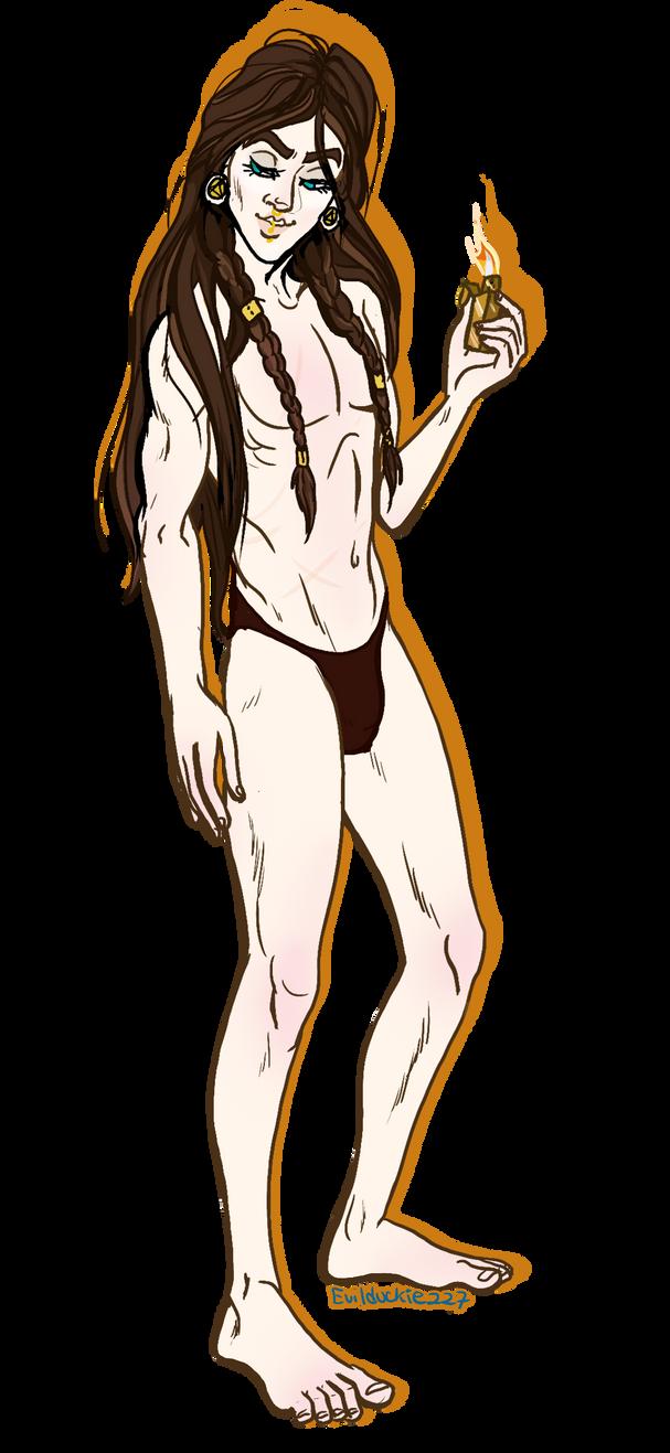 Octavius_Commission by Evilduckie227