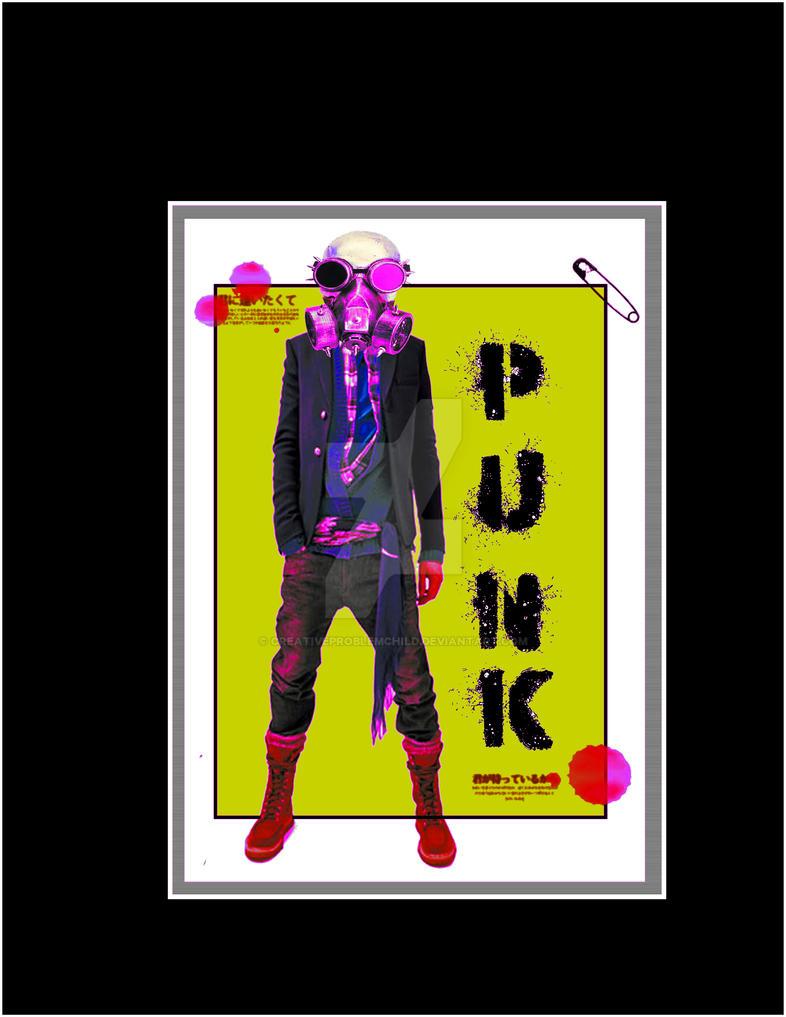 Punkinmask by CreativeProblemChild