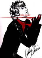 the godfather by Uruha-Kouyou