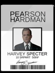 Harvey Specter PH ID by Uruha-Kouyou