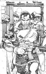 Punisher by PauloSiqueira