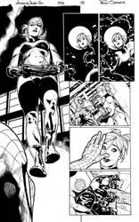 A. Spider-Man page