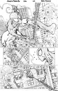 A. Spider-Man 596 page