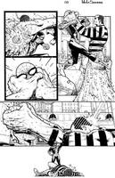 A. Spider Man annual 37 page 3 by PauloSiqueira
