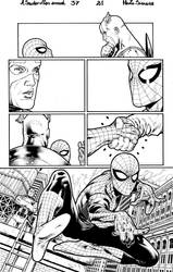 A. Spider Man annual 37 page21 by PauloSiqueira