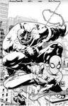 Amazing Spider Man 654.1 cover