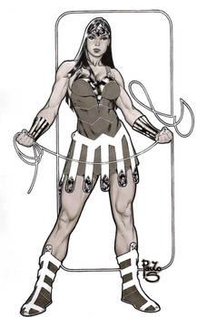 Wonder Woman my reboot