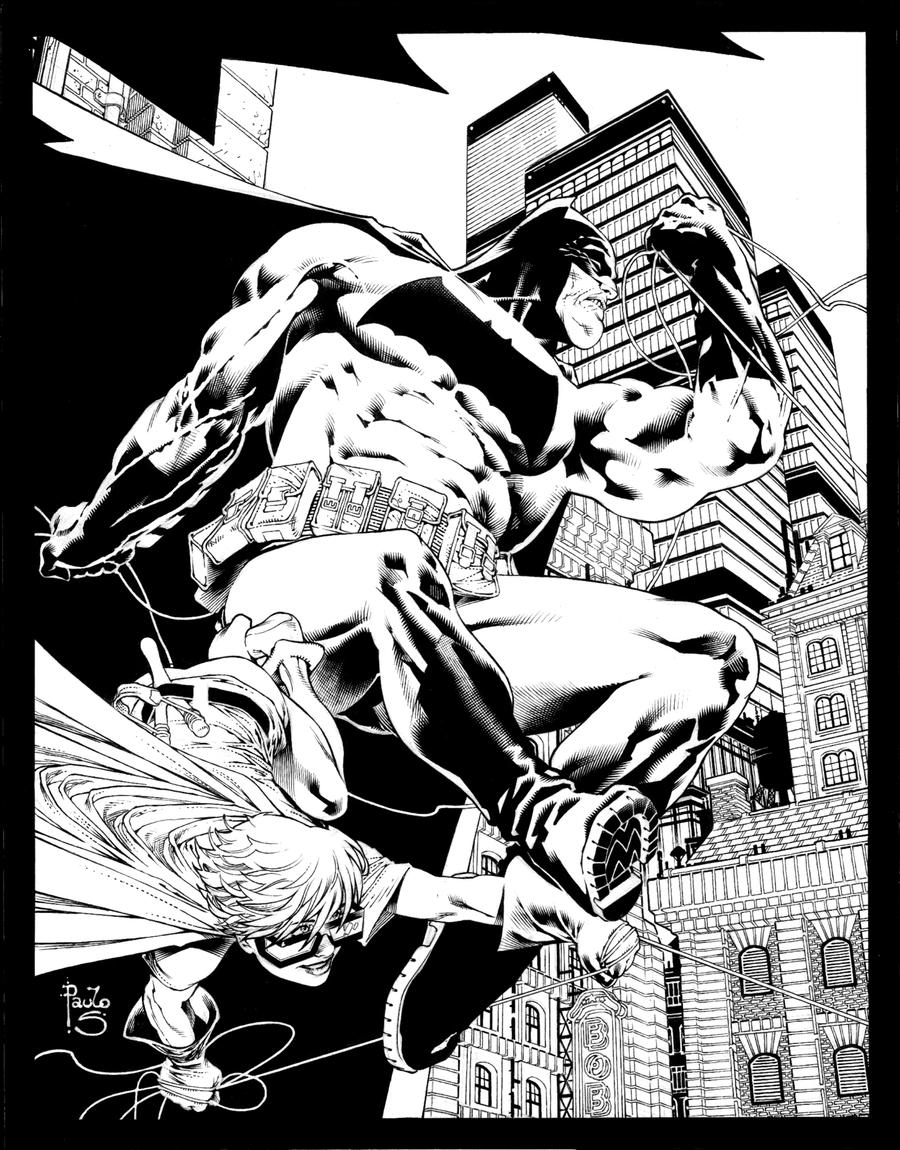 Dark Knight by PauloSiqueira