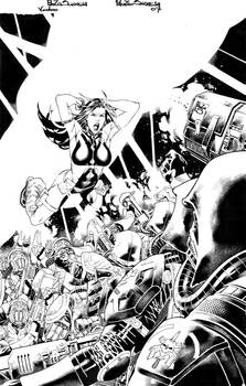 Voodoo #07 cover